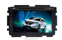8 inch touch screen double din car stereo for Honda Vezel