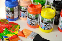 high professional beautiful country acrylic paint