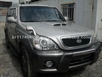 Terracan used car