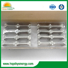 Tabbing wire for 3.5w Sunpower 5x5 mono solar cell