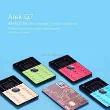 New Arrival Fashionable Design Mini,cheapest,ultra-thin sim card and phone