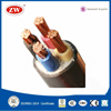 Cable Manufacture 4 core copper cable power cable 4x4mm2