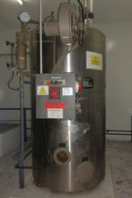 Used Fulton FBA-030 Classic Vertical Steam Boiler