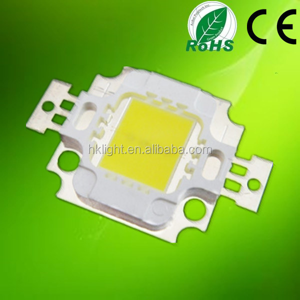 China Factory Direct Sale 10w High Power White LED 900 lumen