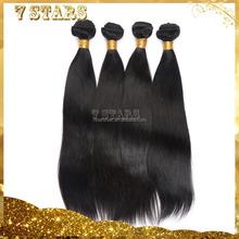Prompt Shipment Huge Stock Brazilian Hair 4pcs/Lot Brazilian Virgin Hair Straight
