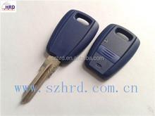 all new car key for fiat 1 button remote key cover (Blue) no logo Viaggio
