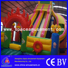 Attractive Design Best Selling Children Inflatable Jumping Castle with various models