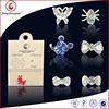 3D Nail Art Sticker Glitter Rhinestones Metallic Decoration jewelry