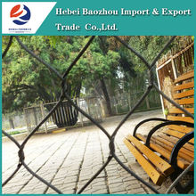 6 foot chain link fence bird cage wire mesh