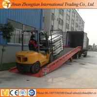 Capacity 8ton Loading ramp / heavy duty container ramp