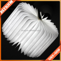Latest invention 2014 new creative products battery led book lamp
