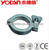 stainless steel ss 304 double-pin clamp