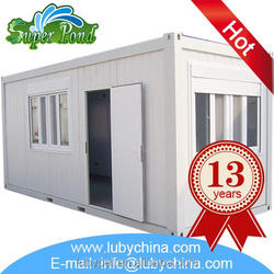 Hot selling office container house with wholesale price
