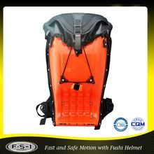outdoor adventure backpack orange hiking backpack survival backpack