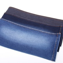 9.7oz cotton twill combed denim jeans fabric factory