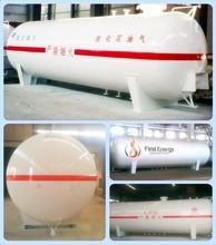 gas storage tank manufacturer supplying 50000 liters lpg gas bullet tank