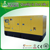 AC three phase diesel electric power plant generator