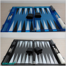 Independent research and development Acrylic backgammon tournaments in alibaba