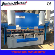 WD67K-63T*2500 CE Certificate Bending steel machine, sheet bender with Delem DA52 cnc controller