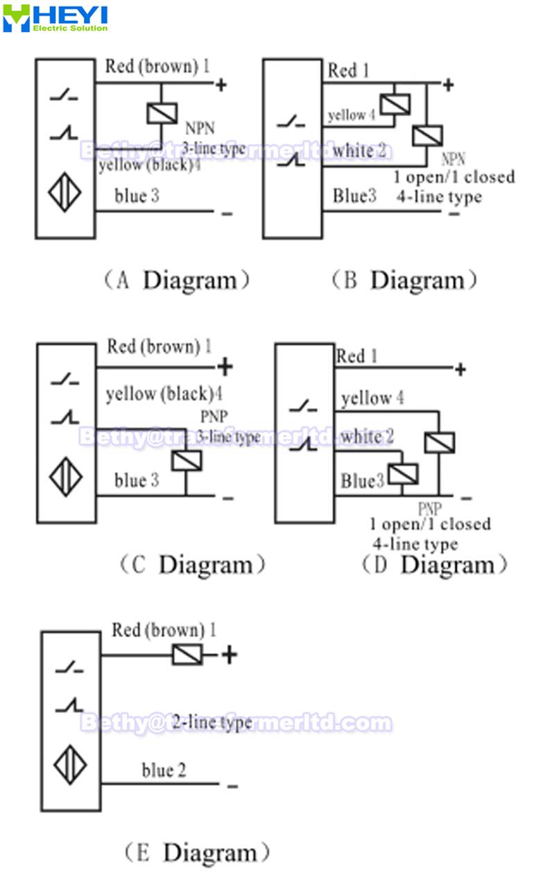 lj12a3 ez  u0026 lj12a3 ez ac infrared proximity sensor