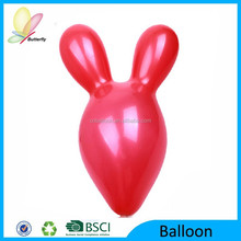 2014 Hot Sale Promotional Colorful Latex Animal Shaped Helium Balloon