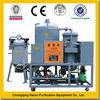 Separating moisture completely waste motor oil recycling machine/waste engine oil recycling machine