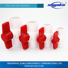 Top sale guaranteed quality pvc ball cock valve