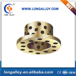 Self-lubricating Flanged Brass Bushing Brass Male Female Bush