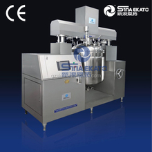 new machine 2015 Guangzhou Sina Ekato Chemical Hydraulic Lifting Vacuum Emulsifier cream mixer