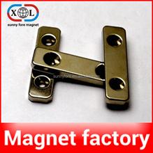 glass door magnet