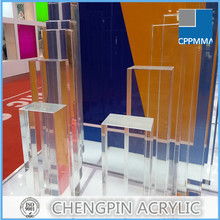 acrílico barato/plexiglás lámina de plástico transparente