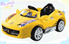 kids ride on car New arrival fashionable electric powered remote control ride on car with lights and music