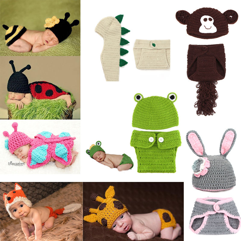 Free Crochet Animal Hat Patterns For Baby Dancox For
