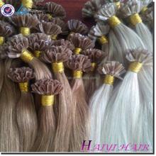 Alibaba Trade Assurance China Factory Wholesale u nail tip hair extention