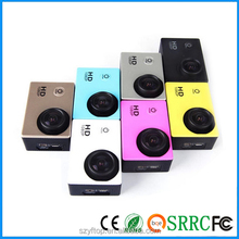 Hot New product outdoor Motion Detection Fixed Focus mini DV SJ6000 wifi 2Inch for Bike/Diving/Surfing/Skydiving