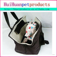 wholesale canvas portable letter dog carrier