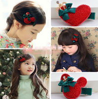 Christmas Gift Set Baby Hair Clips Christmas Decorations For Sale Online