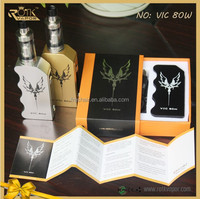New technology products for 2015 rotkvapor Box VIC80 box mods 2015 e cigarette mod