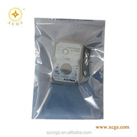 300*300MM Metal in ESD shielding electronic packaging bags