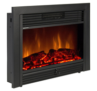 """28"""" Insert Electric Fireplace Best Sales for 2016 US Market"""