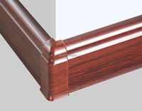 beautiful flooring accessory home moulding wpc skirting board