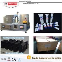 Sellador de tubo de plástico tubos cosméticos tubos sellador derechos de autor de HX máquina