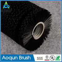 Factory outlets anti-pull bristle rotary cylinder & roller brush