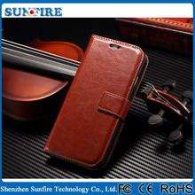 leather belt clip flip wallet case for iphone 6, luxury for iphone case, for iphone 6 leather case genuine