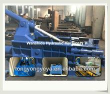 Scrap metal compression machine Y83-125