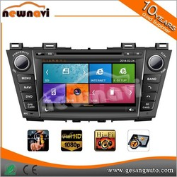 new in dash double din multimedia car security entertainment navigation