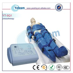 portable Pressotherapy massage lymphatic drainage device