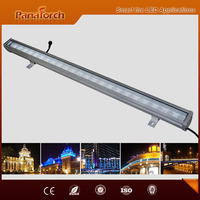 Project quality technical support structure waterproof 24W wall washer lighting LED facade lighting