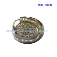 High quality stainless steel smart ring jewelry customized logo for ring