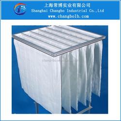 ventilation nonwoven air bag filter China